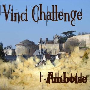 Jeu de piste dans la ville d'Amboise. Da Vinci Challenge