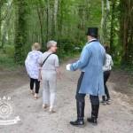 Un trésor caché dans le parc du château de Villesavin