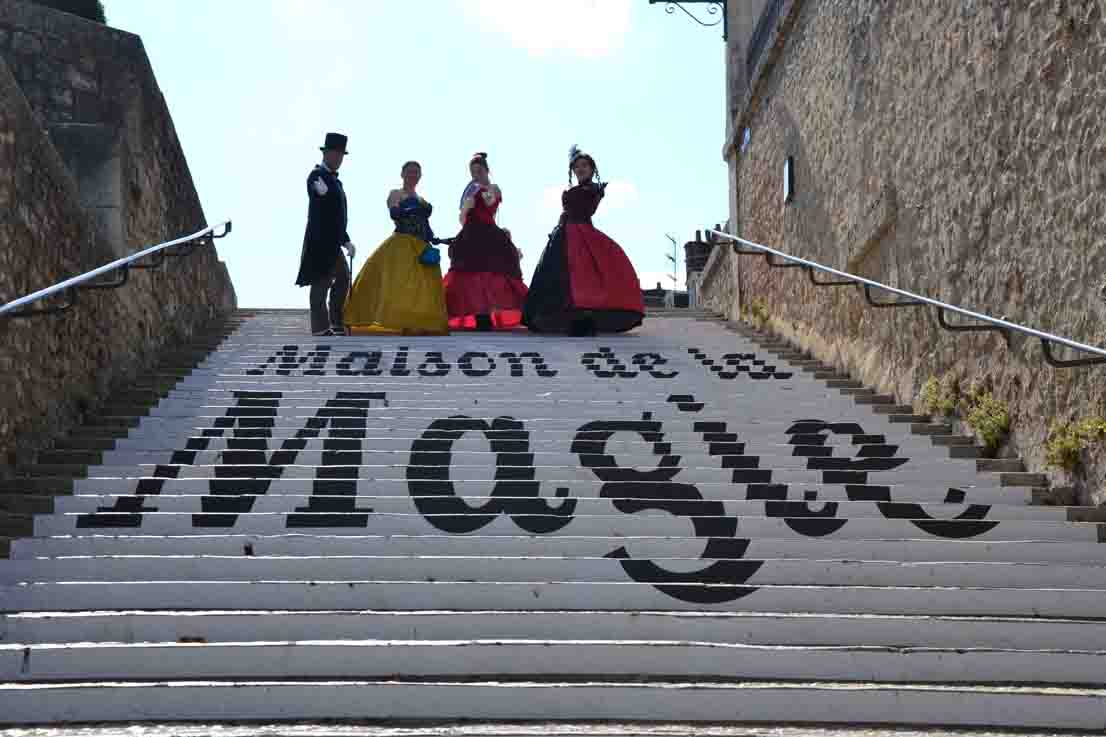 Blois La Derniere Illusion