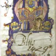 chasse au trésor dans le Blois médiéval
