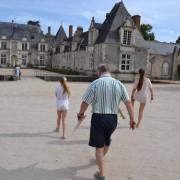 activité famille jeu de piste chasse au trésor chateau de villesavin