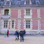 blois 1429 le chateau