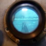 vue depuis le périscope
