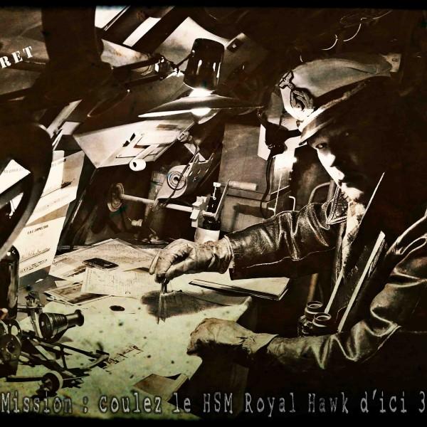 commandant de U-Boot en 1942