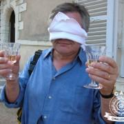 dégustation de vins à l'aveugle