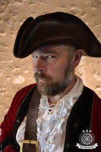 le pirate des seminaires - cohésion d'équipes- jeu de piste - chasse au trésor