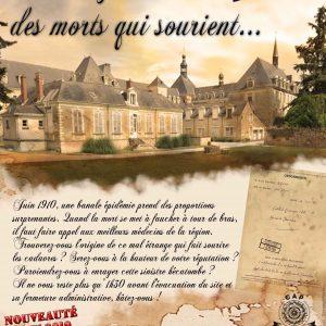 Escape game historique géant Hôtel Dieu de Baugé