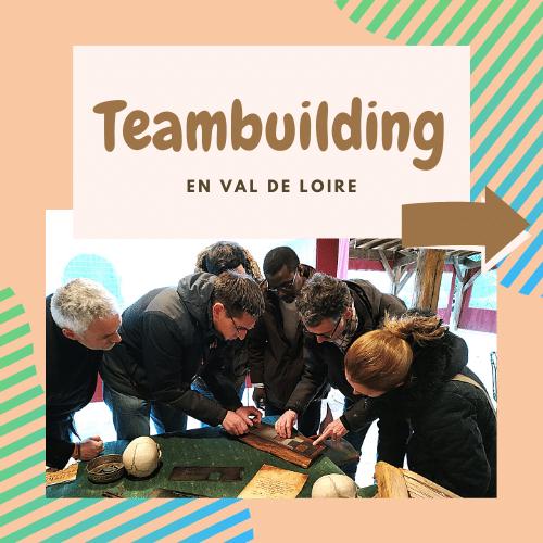 Le teambuilding en entreprise